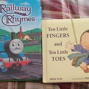 2 board books